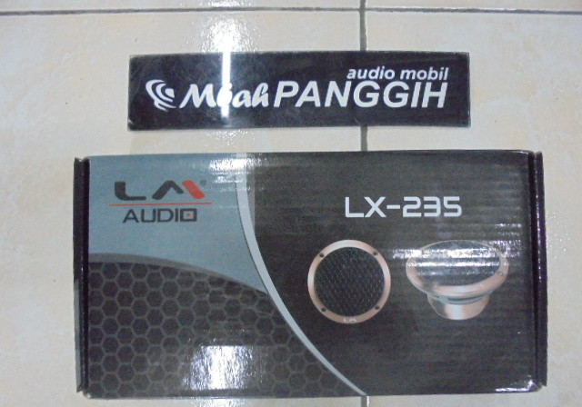 speaker midrange 3 inci by lm audio