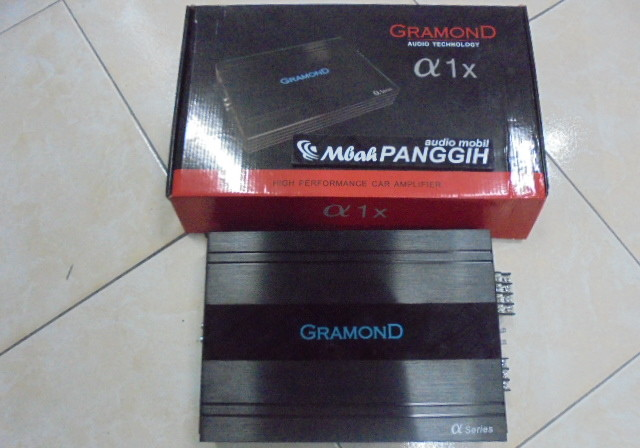 power 4 channel  gramond