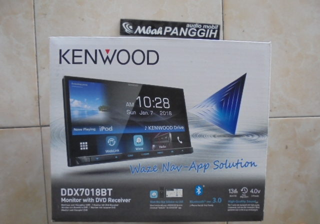 double din kenwood ddx7018bt