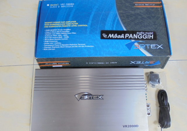 power monoblok vertex vr-2000d